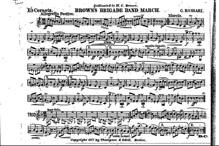brown-brigade-band-march